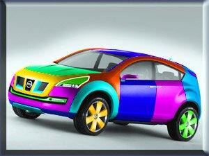 Цвет автомобиля и характер его хозяина - фото