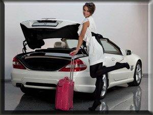Какой автомобиль лучше всего подойдет женщине - фото