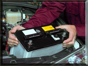 Как заменить аккумулятор в автомобиле - фото